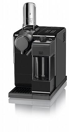 הוראות חדשות מכונת קפה Nespresso לטיסימה טאץ' עם מקציף חלב מובנה בצבע שחור F521 EX-77