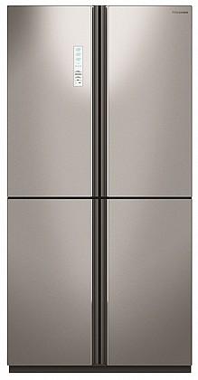 ענק מקרר 4 דלתות נירוסטה הייסנס HISENSE RQ81WC4S/SK | מקררים | מקררים BZ-79